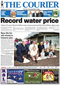 online magazine - The Courier, July 27, 2017