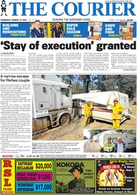 online magazine - The Courier, August 17, 2017