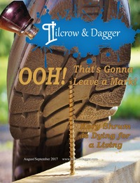 online magazine - August/September 2017 Issue - That's Gonna Leave a Mark