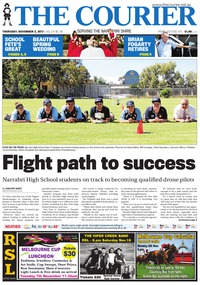 online magazine - The Courier and Wee Waa News, November 2, 2017