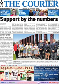 online magazine - The Courier and Wee Waa News, November 14, 2017