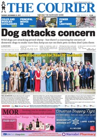 online magazine - The Courier and Wee Waa News, November 21, 2017