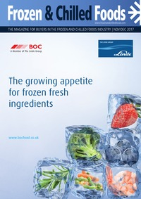 online magazine - Frozen & Chilled Foods Nov/Dec 2017