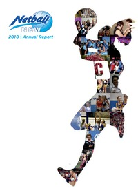 online magazine - Netball NSW Annual Report - 2010