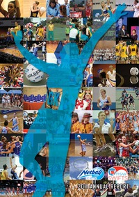 online magazine - Netball NSW Annual Report - 2011