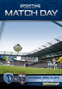 online magazine - Sporting Match Day: Volume 2 Issue 4