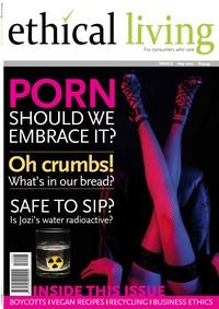online magazine - Ethical Living May 2012 Edition Sample