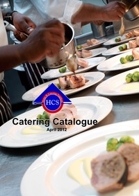 online magazine - 2012 Catering Catalogue