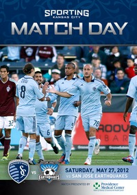 online magazine - Sporting Match Day: Volume 2 Issue 6