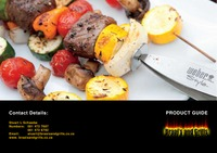 online magazine - Braais and Grills Product Catalogue