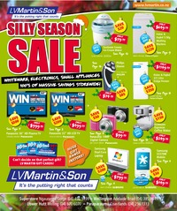 online magazine - LV Martin & Son Christmas Catalogue