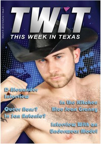 online magazine - TWIT Vol 1 Issue 1