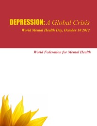 online magazine - DEPRESSION: A Global Crisis. WMHD 2012