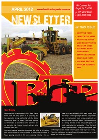 online magazine - Best Tractor Parts