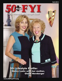 online magazine - 50+FYI Magazine — Central Florida's 50+ Lifestyle Guide