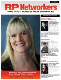 online magazine - 2nd edition RP Networkers online magazine for Social Networking