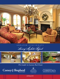online magazine - Comey & Shepherd Luxury Markets Report for 2012