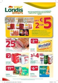 online magazine - Londis Special Offers Cycle 5