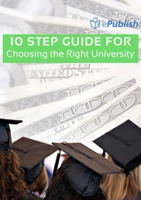 online magazine - 10 Step Guide for Choosing the Right University