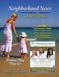 online magazine - Neighborhood News-Boynton Beach/Lake Worth