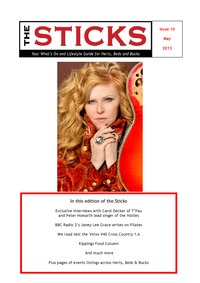 online magazine - THE STICKS MAY 2013