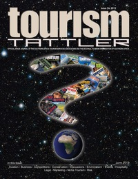 online magazine - Tourism Tattler June 2013