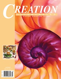 online magazine - Creation Illustrated Fall 2010 toPDF, Vol. 17, No. 3