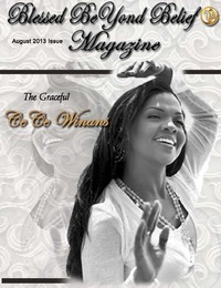 online magazine - Blessed BeYond Belief Magazine August 2013 issue