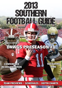 online magazine - 2013 Southern Football Guide