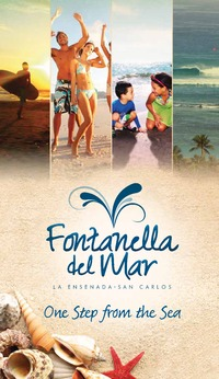 online magazine - Fontanella Del Mar English Brochure