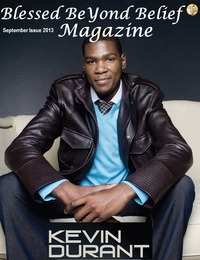 online magazine - Blessed BeYond Belief September Magazine 2013