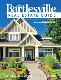 online magazine - Greater Bartlesville Real Estate Guide  Sept. 15-30 Issue