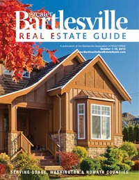 online magazine - Greater Bartlesville Real Estate Guide Oct. 1-15 Issue