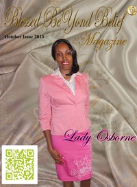 online magazine - Bessed BeYond Belief Magazine October Issue 2013