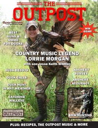 online magazine - The Outpost Magazine Y2V4