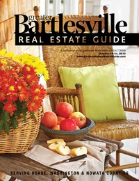 online magazine - Bartlesville Real Estate Guide Oct. 15-31 issue