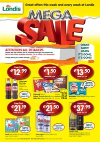 online magazine - Londis Mega Trade Sale November 2013