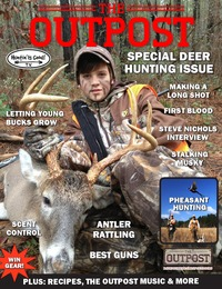 online magazine - The Outpost Magazine Huntin Is Good version Y2V5