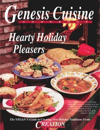 online magazine - Creation Illustrated Genesis Cuisine Holiday eCookbook