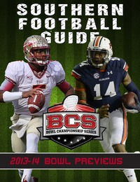 online magazine - 2013 Southern Football Guide Bowl Preview