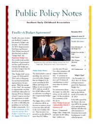 online magazine - Public Policy Notes Volume 6, Issue 12