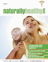 online magazine - Naturally Healthy News  - Issue 22