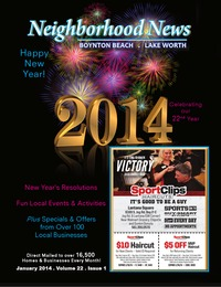 online magazine - Neighborhood News--January 2014 Issue