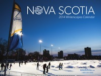online magazine - Nova Scotia Winterscapes 2014 Calendar