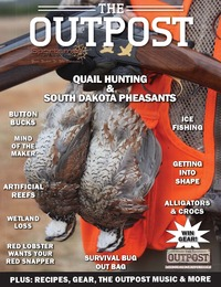 online magazine - The Outpost Magazine Y2V7