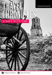 online magazine - A date with Time