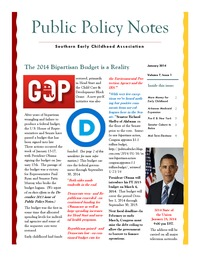 online magazine - Public Policy Notes Volume 7, Issue 1