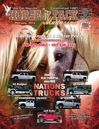 online magazine - Horse 'N Tack Feb 14 Area 6