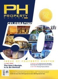 online magazine - Property Hunter Magazine - Issue 50, Jan 2014