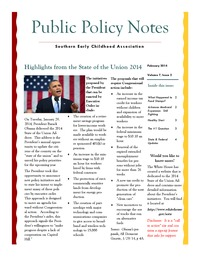online magazine - Public Policy Notes Volume 7, Issue 2